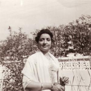 Photo by Partap Singh Ahdan, Lahore 1943