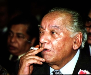 Faiz at SOAS, London 1983