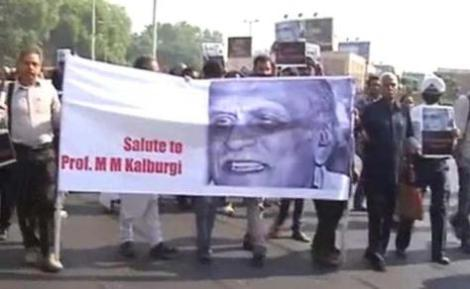 sahitya-akademi-protest