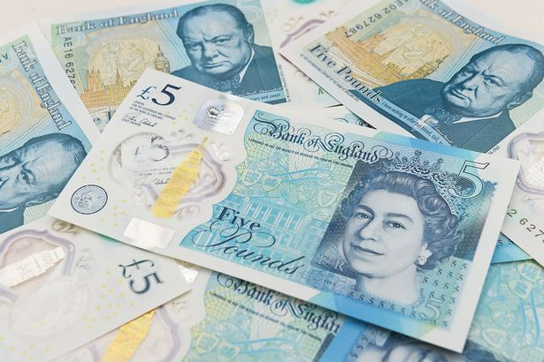 five-pound-note