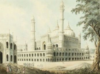lucknow-mosque
